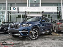 2019 BMW X3 $324 B/W PLUS TAX