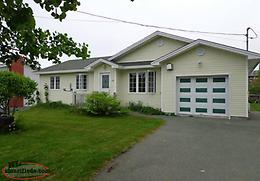 Single Family Home in Quiet Area of Conception Bay South