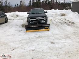 Meyer Home Snow Plow