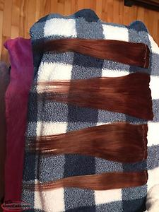 18in Human hair extensions