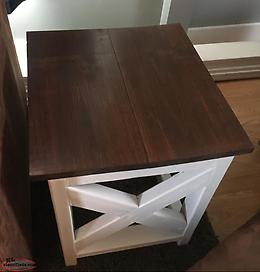 Coffee & Two End Tables