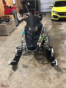 2015 Polaris switchback assault 600