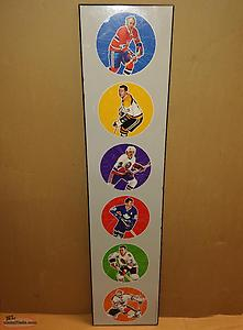 NHL Hockey Wall Hanging