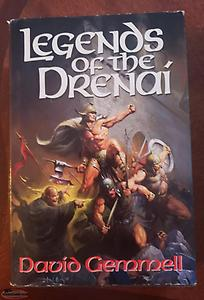 LEGENDS OF THE DRENAI by David Gemmell