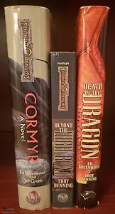 THE CORMYR SAGA- A Forgotten Realms Trilogy