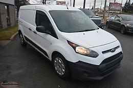 2017 Ford Transit Connect Cargo Van - 71K / Power Inverter / Cargo Divider