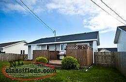 Beautiful 3 bedroom Bungalow - Perfect Starter Home!