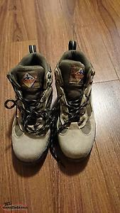 Womens Workload Brand Work Boots (size 7)