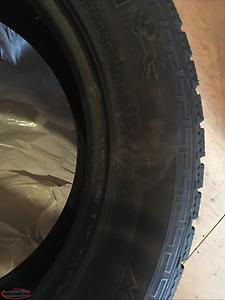 Winter Tires 245/60/R18