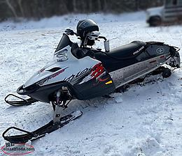 2009 Polaris Dragon 800