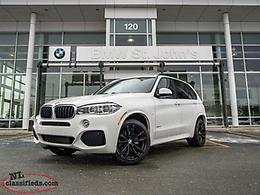 2018 BMW X5 M SPORT - PREMIUM ENHANCED - LED LIGHTS PKG