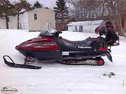 2003 Polaris 600 liquid cooled