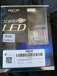 9007 led head lights for sale