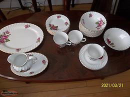 JOHNSON BROTHERS MADE IN ENGLAND DISHES