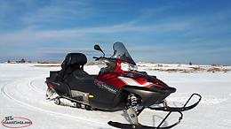 2009 Polaris 750 fst turbo 4 stroke