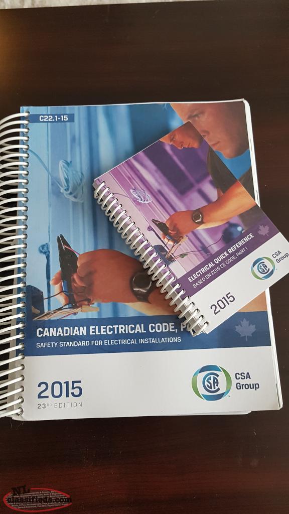 Electrical Code Book 2015 - St. John's, Newfoundland ...
