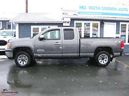 2011 GMC Ext Cab 4x4