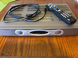 Two Rogers PVR receivers with remotes