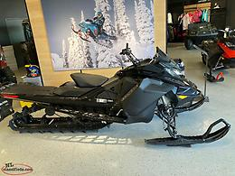 "2021 Ski Doo Summit SP 850 SHOT Start 154"" 2.5"" Black"
