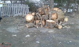 FireWood For Sale Chunked