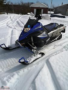 2008 Yamaha Nytro Mountain Long Track