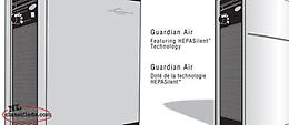 Lux Guardian Air Purifier - Great for allergies or spending a lot of time indoor