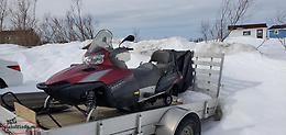 FOR SALE 2010 Polaris IQ Touring 600