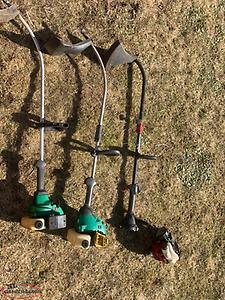 LAWN TRIMMERS PARTS OR REPAIR