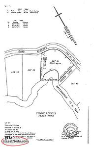1 Acre Pond Frontage Salmoneir Line (Prison Camp Road)