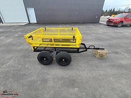 Heavy Duty ATV Wagon