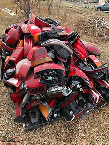 Assortment of Tail Lights