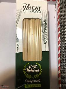 Bamboo straws and toothbrushes, eco friendly, durable and reusable