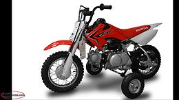 Looking for Training Wheels for CRF50F