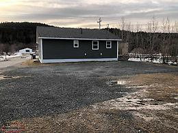 2 Bedroom, open concept, fully renovated home in Gambo