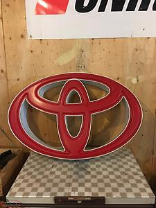 Toyota Signs/Logo