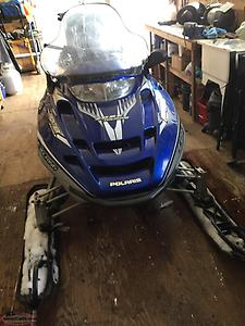 Polaris Frontier Touring 4 stroke for sale