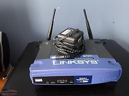 Linksys Wireless - B Router
