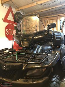 Looking for a suzuki dash for a 2006 kingquad