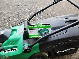 Battery lawnmower