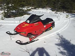 Snowmobile for sale or trade