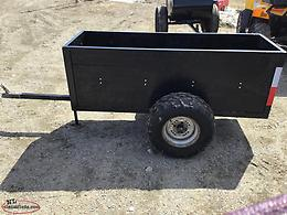 Utility trailer for ATV or side by side