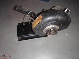 1952 iron horse washing machine motor