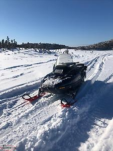 1998 ski-doo grand touring 500 liquid cooled