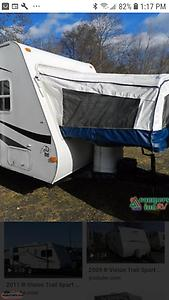 FS: camper bbq and mattress