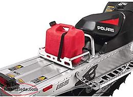 Polaris Axys Snowmobile Fuel Can Rack