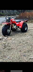 WANTED 250 big reds running or not