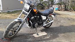 For Sale: 1983 Honda Shadow 500