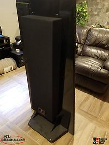 AMAZING Carver Silver Speakers + Power Amp + Pre-Amp + Carver Hologram Processor