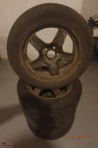 17 inch Tires and Rims (Chev/GM)