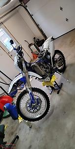 wtb: 2003-2005 yz450 or wr450 engine parts